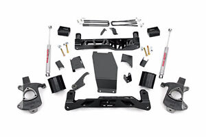 """Rough Country 5"""",6"""",7.5"""" Lift kits for Chevrolet & GMC 07-17 London Ontario image 2"""