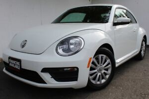 2017 Volkswagen Beetle Classic Coupe Auto Back Camera Heated sea