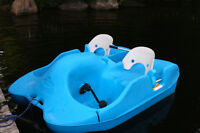 Water Bee WB202 Paddle Boat for sale.