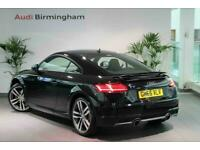 2016 Audi TT COUPE 2.0T FSI S Line 2dr Coupe Petrol Manual