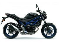 SUZUKI SV650 SV 650 METALLIC MATT BLACK - BRAND NEW - UNREG'D - ZERO MILES!
