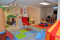 Home daycare in Barrhaven