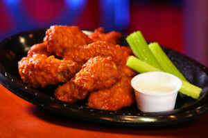 VOLUNTEERS TO HELP ORGANIZE A WINGFEST FOR A CHARITY WANTED