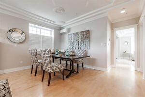 Point Grey 6 bebs +4 baths house for rent