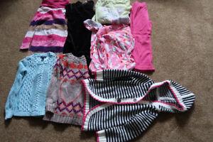 Girls size 5 -6 clothing