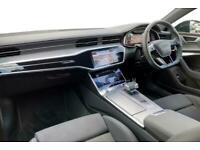 2021 Audi A7 Sportback Black Edition 40 TDI 204 PS S tronic Semi Auto Hatchback