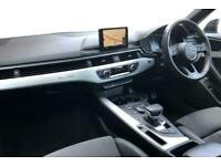 2017 Audi A4 S line 2.0 TDI quattro 190 PS S tronic Auto Saloon Diesel Automatic