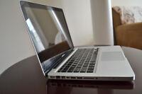 """13"""" Macbook Pro - 500GB HD - Adobe CS6, Office, iLife, Final Cut"""