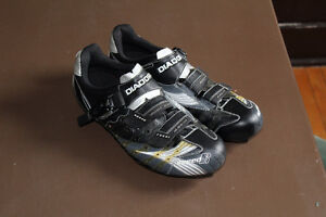 DIADORA SPEEDRACER bike VELO CYCLING SHOES souliers 46 E 12 US