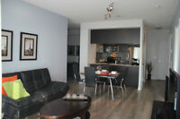 1000 Sq Ft 2+1 condo By Lake & Park 8km to Downtown June 1st