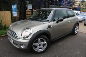 Mini Cooper 1.6 Silver Full Service History Finance Available