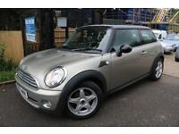 2007 (57) Mini Cooper 1.6 Silver Full Service History Long MOT Finance Available