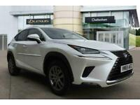 2020 Lexus NX ESTATE 300h 2.5 5dr CVT (8in Nav) Auto SUV Petrol/Electric Hybrid