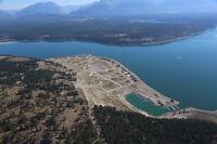 Lake resort on the Koocanusa Lake AVAILABLE LOT FOR INVESTORS