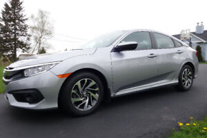 ***2018 Honda Civic SE***