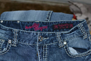 cowgirl jeans.