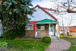 Cottage a Louer, 2 etages, Montreal Nord
