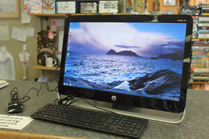 HP Pavilion 23 All-in-one PC  Model: 23-g009