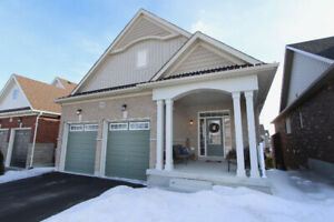 Open House - Walk Out Bungalow In Bowmanville