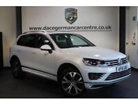 2015 15 VOLKSWAGEN TOUAREG 3.0 V6 R-LINE TDI BLUEMOTION TECHNOLOGY 5DR AUTO 259