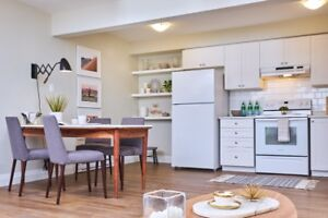 Only One Main Floor Unit Available for May 1, 2018