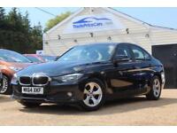 2014 64 BMW 3 SERIES 2.0 320D EFFICIENTDYNAMICS 4D 161 BHP DIESEL