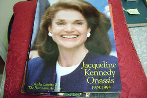 jacqueline kennedy onassis-rock&roll& the best of life books