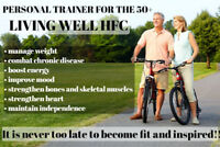 In your home and/or Outdoor Personal Training  for Ages 50+