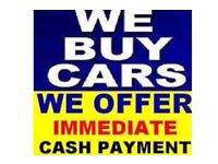 CARS WANTED FOR CASH £10000