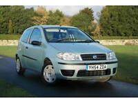 2004 Fiat Punto 1.2 Active 3dr 3 door Hatchback