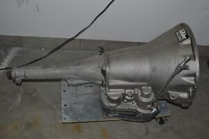 Small Block 727 Transmission with shift kit and torque converter Windsor Region Ontario image 1