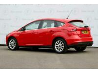 2015 Ford Focus 1.5 EcoBoost Titanium 5dr Hatchback Petrol Manual