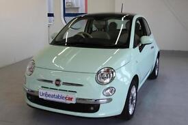 2014 FIAT 500 1.2 Lounge 3dr [Start Stop]