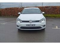 2017 VOLKSWAGEN GOLF Volkswagen New Golf 1.0 TSI [110] SE 5dr [Navigation]