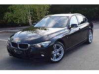 2015 BMW 3 SERIES 2.0 320I M SPORT 4D 181 BHP