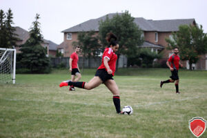 Adult Coed Soccer (Officiated)!