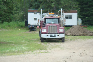 1986 R Model Mack Tank Truck,,,Truck is work ready,,,in Edson