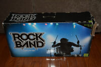 Rock Band Drum Set for XBox 360- new in box