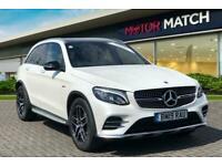 2019 Mercedes-Benz GLC AMG GLC 43 4MATIC PREM+ A Auto Estate Petrol Automatic