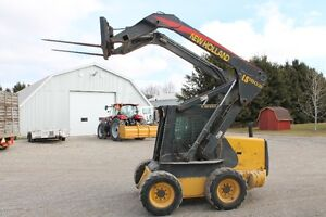 2005 New Holland LS180B Skid Steer SOLD SPPU