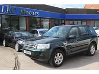 2012 LAND ROVER FREELANDER TD4 GS ESTATE DIESEL