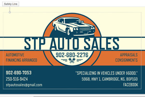 QUALITY USED VEHICLES UNDER $6000.