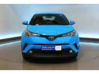 2019 Toyota C-HR 1.8 VVT-h Icon CVT (s/s) 5dr SUV Petrol/Electric Hybrid Automat