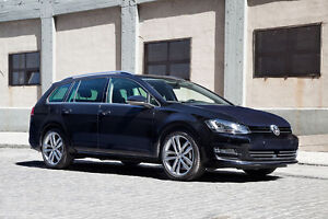 2016 Volkswagen Golf Sportwagen trade for ram ecodiesel diesel