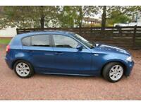 2005 BMW 1 Series 2.0 118i SE 5dr