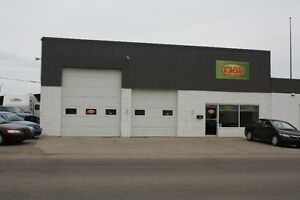 Shop and Office for lease - Great Location