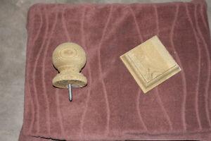 Deck Railing Balls and Caps