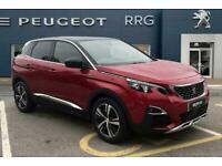 2018 Peugeot 3008 1.6 THP GT Line EAT (s/s) 5dr Auto Hatchback Petrol Automatic