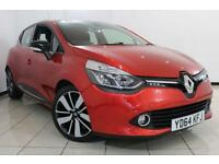 2014 64 RENAULT CLIO 1.5 DYNAMIQUE S MEDIANAV ENERGY DCI S/S 5DR 90 BHP DIESEL