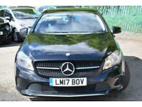 2017 Mercedes-Benz A Class 1.5 A180d SE 7G-DCT (s/s) 5dr Hatchback Diesel Automa